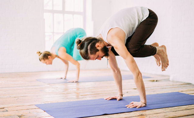 Йога для фитнес залов