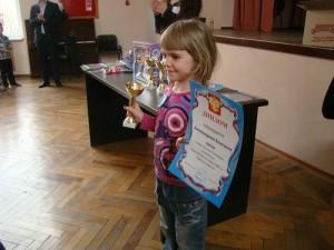 приз шестилетки
