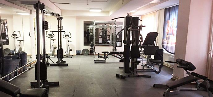 спортзал на сайт