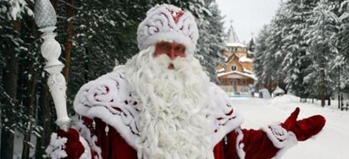 Дед мороз на сайт
