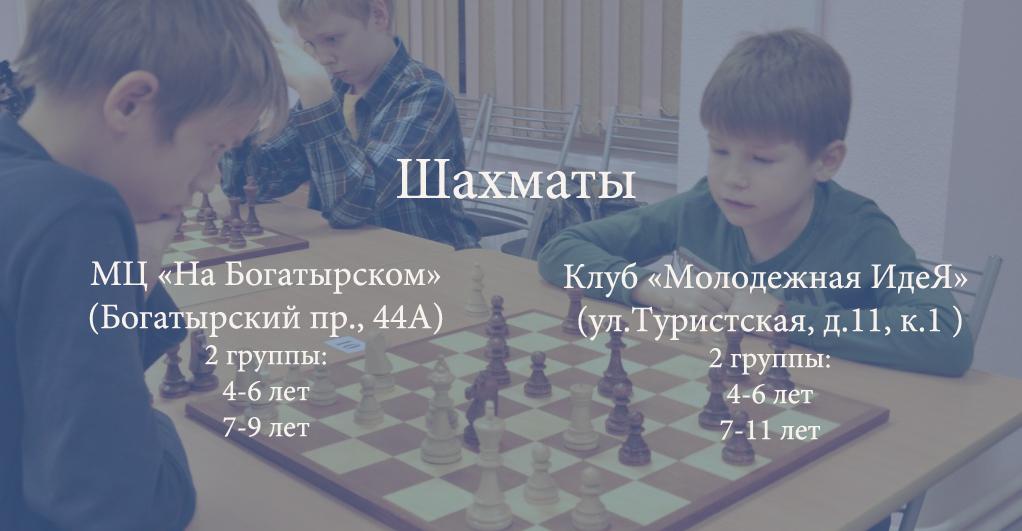 шахматы платные богатырский + молодежная идея